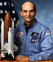 Image result for 1985 - U.S. Senator Jake Garn of Utah became the first senator to fly in space as the shuttle Discovery lifted off from Cape Canaveral, FL.
