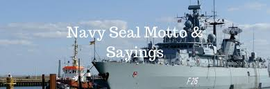Navy Seal Motto And Sayings Pure Love Messages
