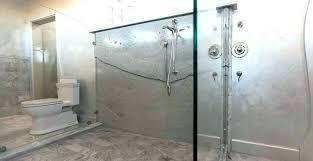 concrete shower floor no tile floors preparing pan on wood bathroom shower pans concrete floor