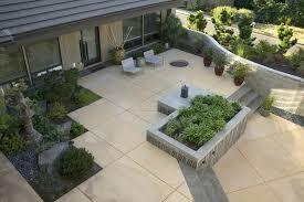 modern concrete planter tylerlummcom