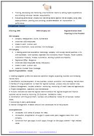 Mechanical Engineering Resume Format (Page 2)