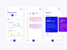 Healthcare App By Eugeniusz Eudokimow For Start Up House On