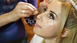 clips bridal makeup