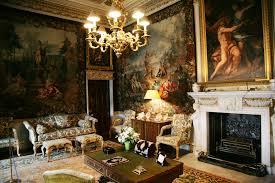 Great British Houses Holkham Hall A Stunning Palladian House - Palladian bedroom set