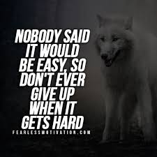 Don T Give Up Quotes