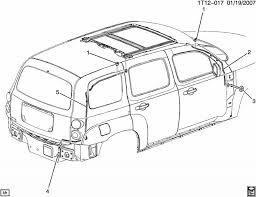 hhr sunroof wiring diagram hhr discover your wiring diagram water leak chevy hhr work wiring diagram