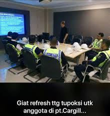 Tahun 2009 ini adalah sejarah karena yppi memasuki era. Yayasan Satpam Karawang Progarda Jasa Security Cleaning Service