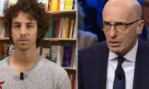 Alessandro Sallusti zittisce la sardina Mattia Santori a ...