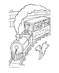 Join their worlds with our trains coloring pages. Free Coloring Pages Of Trains Coloring Home