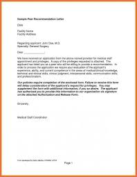 general letter of recommendation example letter of reference format template business