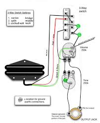 telecaster humbucker wiring solidfonts two pickup esquire wiring