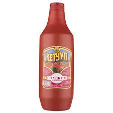 капитан припасов кетчуп сладкий 900 г