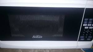 sunbeam microwave for in los angeles ca offerup