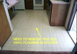 removing vinyl flooring from concrete floor tile old adhesive ti remove tiles
