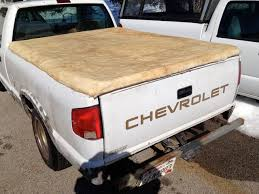 diy bed cover truck