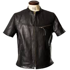 summer design leather jacket leather s luxury leather black brand new men s leather protector with 2