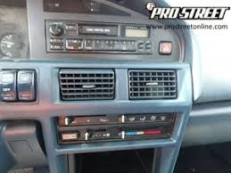 how to toyota corolla stereo wiring diagram because of the dashboard and existing factory tape deck your corolla stereo wiring diagram has all of the wires for your speakers