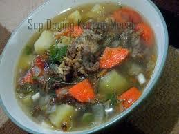 Home » resep daging » resep membuat sop iga sapi kacang merah sedap nikmat. Sop Daging Kacang Merah Greenypink S Blog