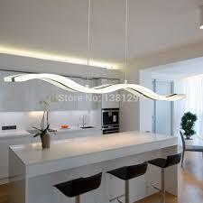 modern led pendant light hanging ceiling lamp dining room bar 2812