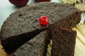 Jamaican Black Cake Christmas Fruit Cake Taste the Islands