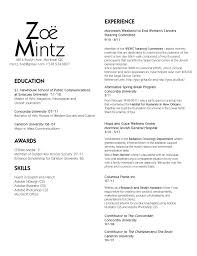 exercise science resume exercise science resume 49