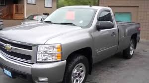 2007 CHEVROLET SILVERADO LT SINGLE CAB Z71 4X4 AT KOLENBERG MOTORS ...