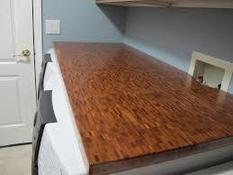 ideas bamboo countertops
