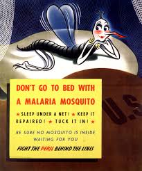 history of malaria malaria world war ii