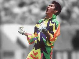 Jorge Campos: Mexican goalkeeper reflects on soccer career - Sports  Illustrated
