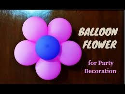 balloon decoration ideas for birthday