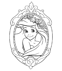 free coloring pages princess disney mesmerizing color disney