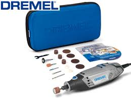 dremel 3000 rotary drill kit with 15 accessories