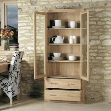 mobel solid oak reversible. mobel solid oak large glazed display cabinet baumhaus space u0026 reversible