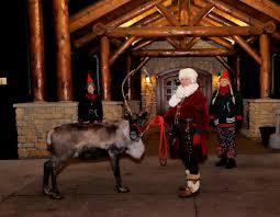 Clinton Symphony Lights Reindeer Elves Open Symphony Of Lights Season With Video