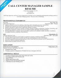 call center resume examples. Call Center Resume Examples Unique Objective for Call Center Resume