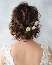 可愛いと思った髪型だけ参考にしたい結婚式のブライダルヘアカタログ12