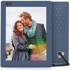 nixplay seed 8 inch wifi cloud digital photo frame with ips display iphone android app free 10gb storage and motion sensor i love savings