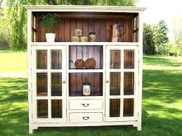 country distressed furniture. Country Distressed Furniture Beautiful White French Kitchen