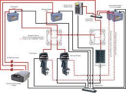 marine dual battery system wiring diagram marine dual battery switches 3 battery banks the hull truth boating on marine dual battery system wiring