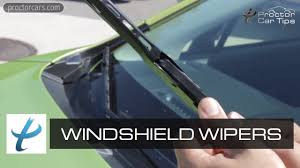 Best Windshield Wipers In 2019 Windshield Wipers Reviews