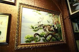 vietnamese embroidery wall art