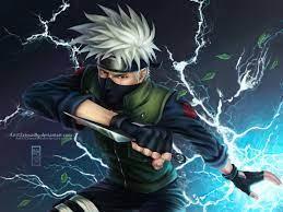 Kakashi Hatake-chidori _Naruto by ...