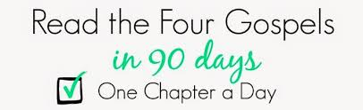 Read The Four Gospels In 90 Days 3 Different Reading Plans
