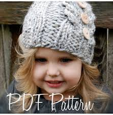 Child Knit Hat Pattern Mesmerizing Cool Knitting Patterns For Hats For Children 🔎zoom UFVBASG