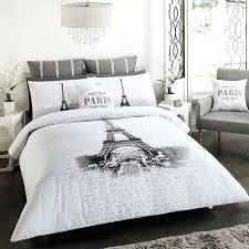 full size of paris eiffel tower double full bed quilt doona cover set new bedding duvet