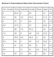 Express Shoe Size Chart Express Size Chart Desetfan Website