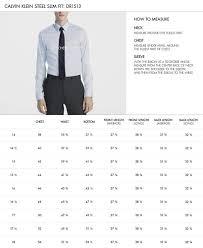 Calvin Klein Mens Dress Shirt Slim Fit Non Iron Solid