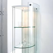 furniture corner glass curio cabinets fresh wall mounted corner cabinet tv glass display cabinets living