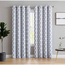 Kids Bedroom Window Curtains Black and Grey: Amazon.com