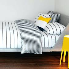 um image for navy stripe twin duvet cover sailor regatta navy duvet cover love the yellowwhite
